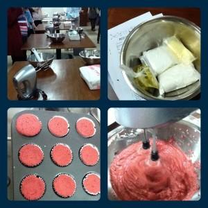 Cupcakes Dalam Proses (Foto: Syaifuddin)