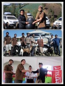 CSR Daihatsu, Mengasah Peduli (foto: harrismaul + Puput)