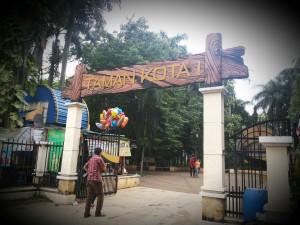 Taman Kota BSD City, Oase di Tengah Kota (foto: koleksi pribadi)