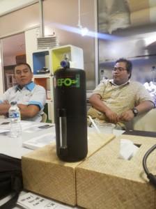 EFO, produk andalan ramah lingkungan (foto: koleksi pribadi)