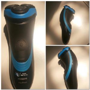 Philips Aqua Touch: Be Modern Man (foto: koleksi pribadi)