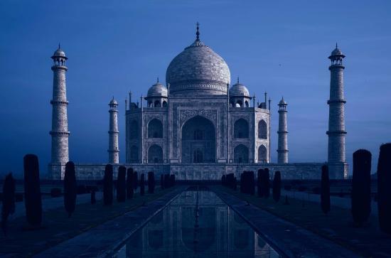 Taj Mahal, India (foto: TripAdvisor)