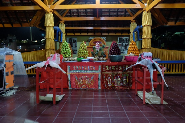 Paithin, Tempat Sembahyang