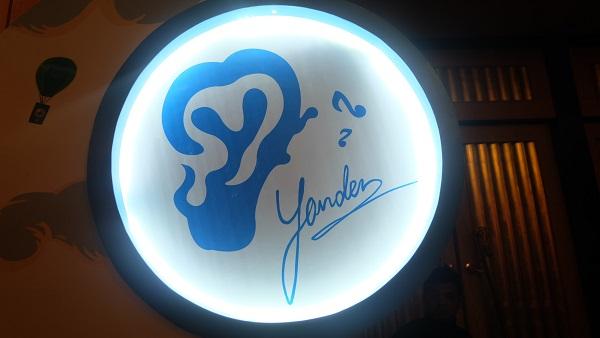 Yonder Music (foto koleksi pribadi)