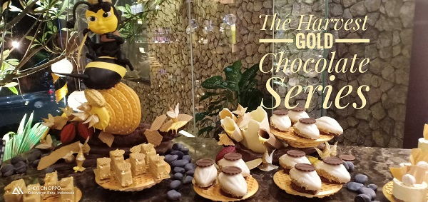 The Harvest Gold Chocolate Series (foto dokpri)