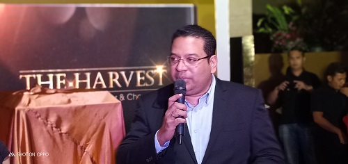 Sanjeeva Gunawardena, President Director The Harvest Group (Foto dokpri)