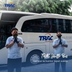 Promo Shuttle Service TRAC Permudah Antar Jemput Karyawan